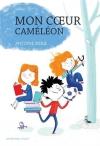 """Couverture du livre : """"Mon coeur caméléon"""""""