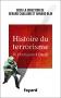 """Couverture du livre : """"Histoire du terrorisme"""""""