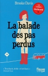 """Couverture du livre : """"La balade des pas perdus"""""""