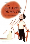 """Couverture du livre : """"Bonhomme et le caillou bleu"""""""