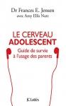 """Couverture du livre : """"Le cerveau adolescent"""""""