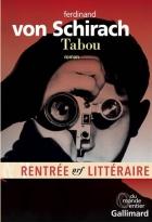 """Couverture du livre : """"Tabou"""""""