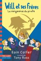 """Couverture du livre : """"La vengeance du pirate"""""""