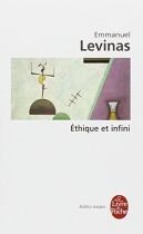 """Couverture du livre : """"Éthique et infini"""""""