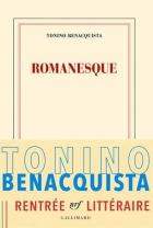 """Couverture du livre : """"Romanesque"""""""