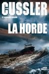 """Couverture du livre : """"La horde"""""""