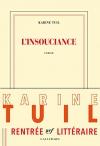 """Couverture du livre : """"L'insouciance"""""""
