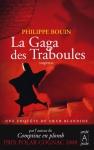 """Couverture du livre : """"La gaga des traboules"""""""