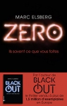 """Couverture du livre : """"Zéro"""""""