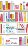 """Couverture du livre : """"Au paradis des manuscrits refusés"""""""