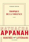 """Couverture du livre : """"Tropique de la violence"""""""