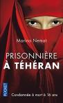"""Couverture du livre : """"Prisonnière à Téhéran"""""""