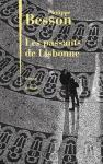 """Couverture du livre : """"Les passants de Lisbonne"""""""