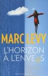 """Couverture du livre : """"L'horizon à l'envers"""""""