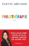 """Couverture du livre : """"Philothérapie"""""""