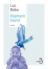 """Couverture du livre : """"Elephant Island"""""""