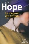 """Couverture du livre : """"Le chagrin des vivants"""""""