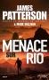 """Couverture du livre : """"Menace sur Rio"""""""