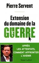 """Couverture du livre : """"Extension du domaine de la guerre"""""""