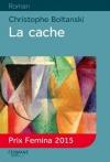 """Couverture du livre : """"La cache"""""""