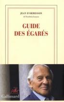"""Couverture du livre : """"Guide des égarés"""""""
