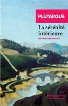 """Couverture du livre : """"La sérénité intérieure"""""""