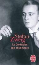 """Couverture du livre : """"La confusion des sentiments"""""""