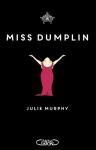 """Couverture du livre : """"Miss Dumplin"""""""