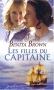 """Couverture du livre : """"Les filles du capitaine"""""""