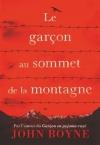 """Couverture du livre : """"Le garçon au sommet de la montagne"""""""