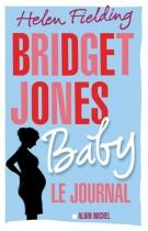 """Couverture du livre : """"Bridget Jones baby"""""""