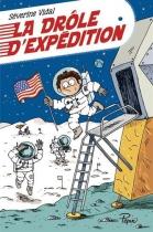 """Couverture du livre : """"La drôle d'expédition"""""""