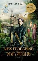 """Couverture du livre : """"Miss Peregrine et les enfants particuliers"""""""