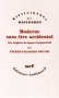 "Couverture du livre : ""Moderne sans être occidental"""