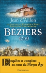 """Couverture du livre : """"Béziers, 1209"""""""