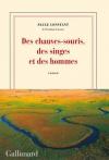 """Couverture du livre : """"Des chauves-souris, des singes et des hommes"""""""