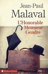 """Couverture du livre : """"L'honorable Monsieur Gendre"""""""