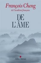"""Couverture du livre : """"De l'âme"""""""