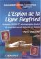 """Couverture du livre : """"L'espion de la ligne Sigfried"""""""