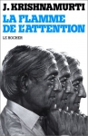 "Couverture du livre : ""La flamme de l'attention"""