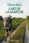 """Couverture du livre : """"L'art de la marche"""""""