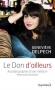 """Couverture du livre : """"Le don d'ailleurs"""""""