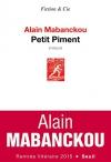 """Couverture du livre : """"Petit piment"""""""