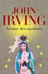 """Couverture du livre : """"Avenue des mystères"""""""