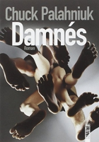 """Couverture du livre : """"Damnés"""""""