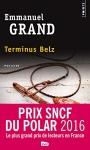 """Couverture du livre : """"Terminus Belz"""""""