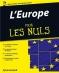 """Couverture du livre : """"L'Europe pour les nuls"""""""