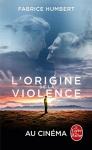 """Couverture du livre : """"L'origine de la violence"""""""