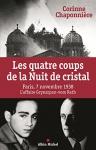 """Couverture du livre : """"Les quatre coups de la Nuit de cristal"""""""