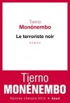 """Couverture du livre : """"Le terroriste noir"""""""